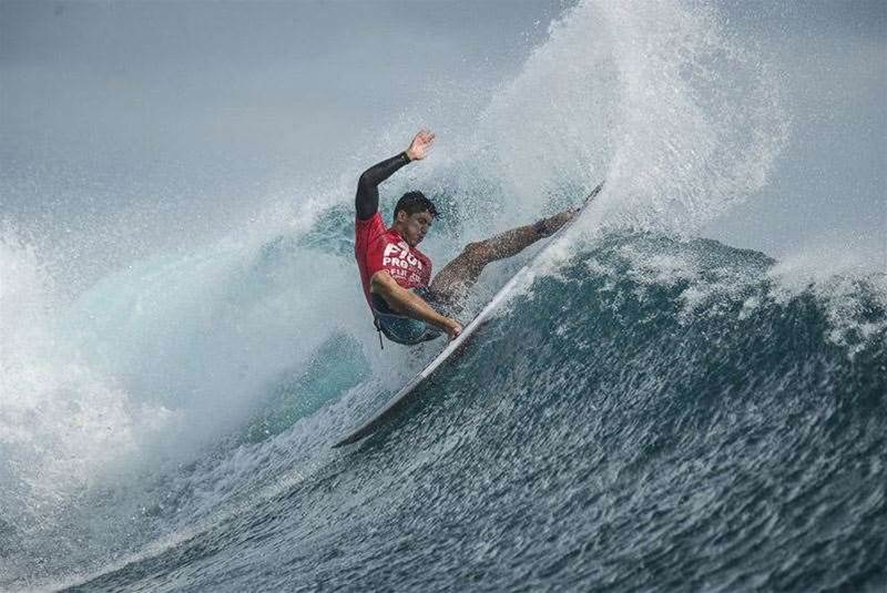 Day 1 Report From The Fiji Pro