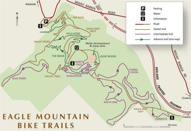 Eagle Mountain Bike Park