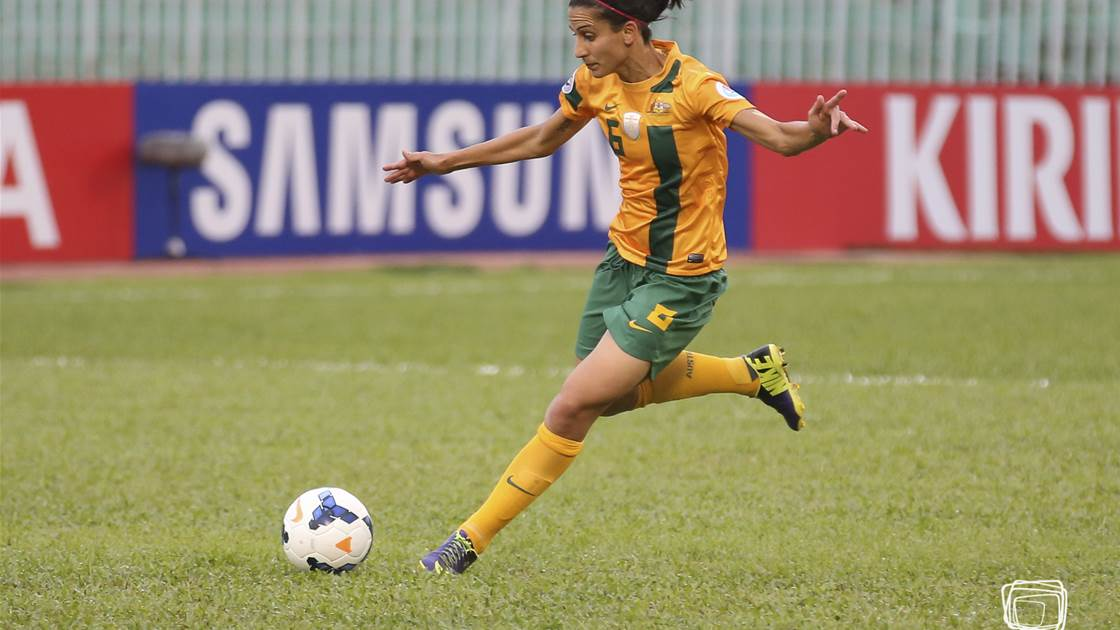 Sydney FC and Matildas midfielder Leena Khamis injures ACL