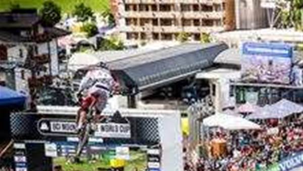 Josh Bryceland claims first World Cup win of his career at Leogang