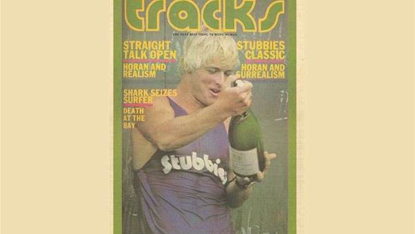 Cover Boys – Cheyne Horan, April, 1982 Tracks