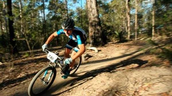 Canberra riders dominate on Mogo's magic trails