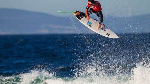J-Bay Open Day One