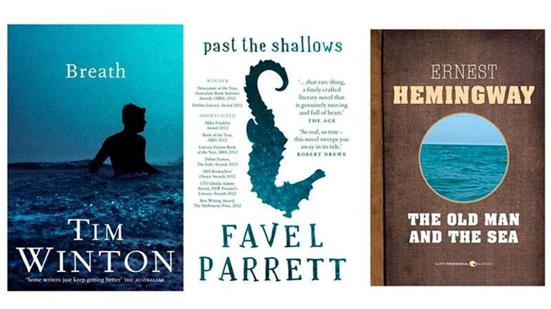 Ocean Tales: Exploring the Literary Seascape