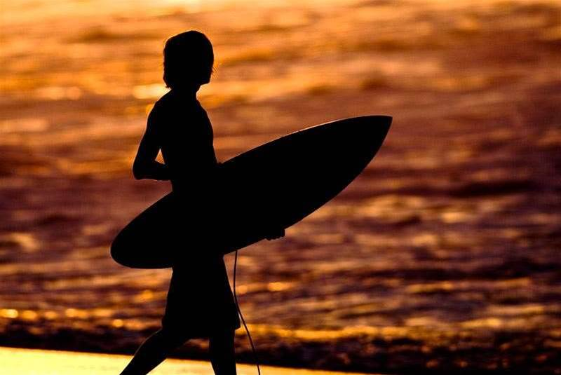 Surfing Identities: Anything Goes