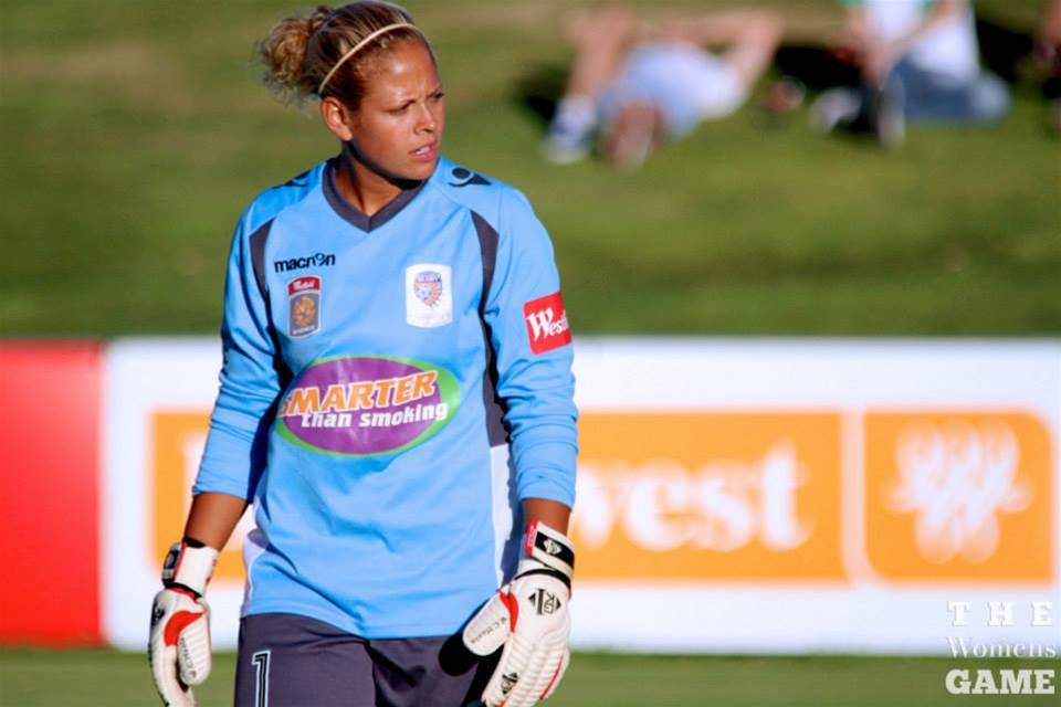 Canberra United sign Chantel Jones, goalkeepers on the move
