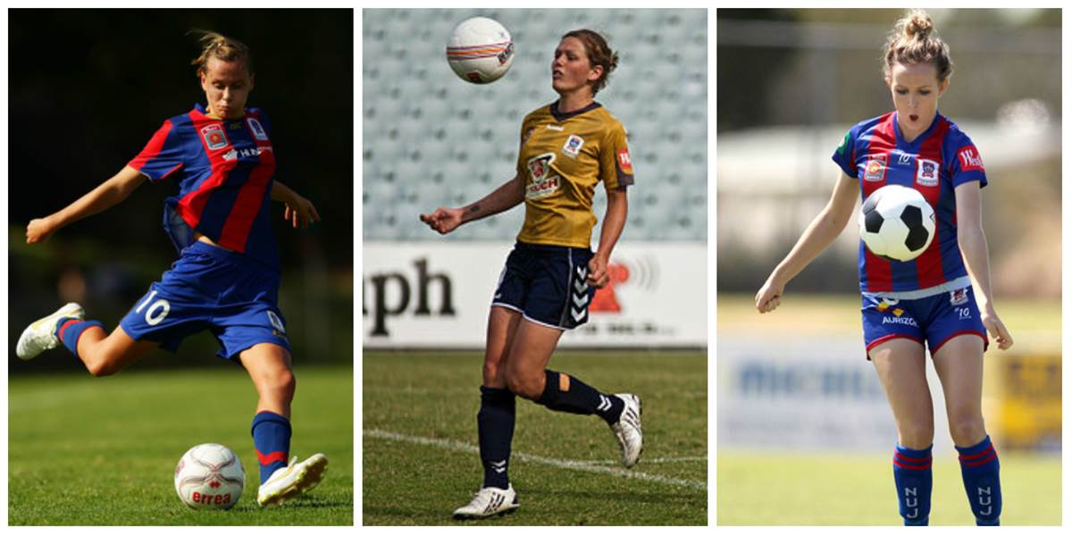 Emily Van Egmond and Amber Neilson return, as leaders leave Newcastle Jets