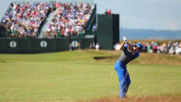 The Open: Familiar territory for Rory