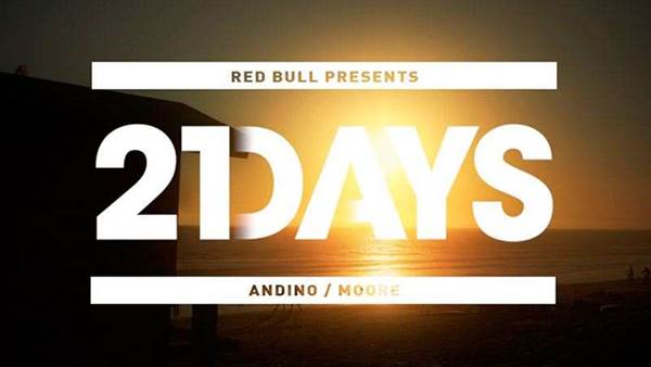 21Days: Andino and Moore, Episode One