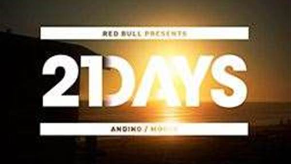 21 Days: Kolohe Andino and Carissa Moore