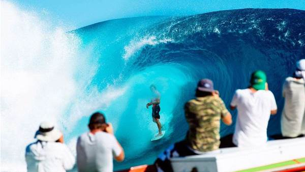 Kelly Slater and JJF Create History