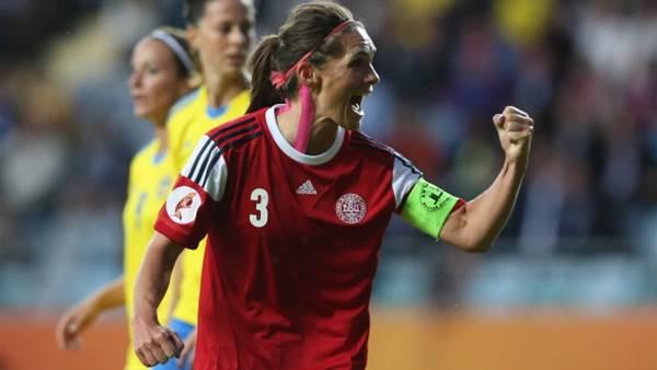 Former Denmark captain Katrine Pedersen joins Adelaide United