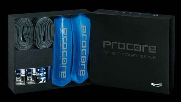 EUROBIKE - Schwalbe Procore Gets Manageable