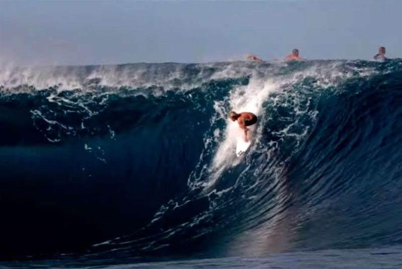 Jack Robinson's Tahiti Warm Up