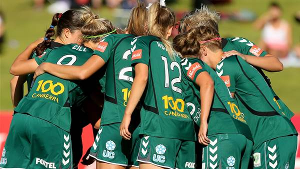 Premiers Canberra United name familiar squad for Season 7