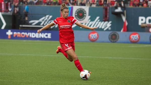 Stephanie Catley named in NWSL Second XI