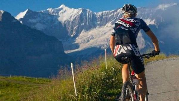 MORE UP THAN DOWN - We preview the Swiss National XCM titles in Eiger