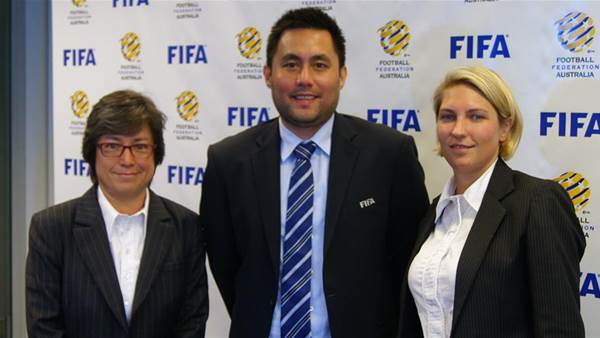 FFA receipent of FIFA Goal Project funding