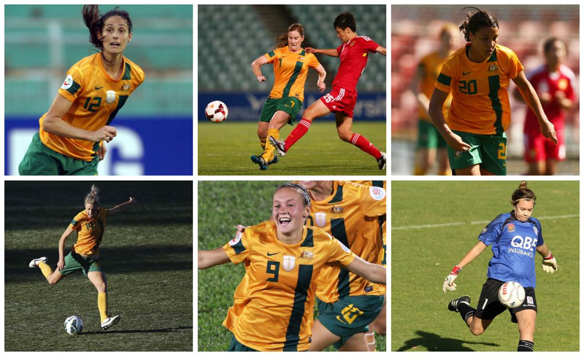Perth Glory announce signing of six Matildas