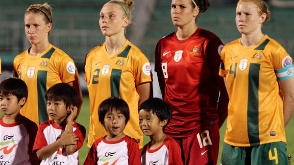 'We need the right person to take the Matildas to the next level': Highwood