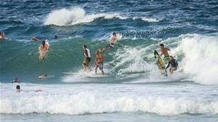 SURF ETIQUETTE: M-Z