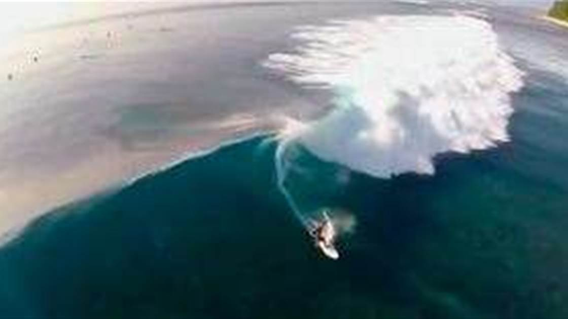 Surfing the Mentawais