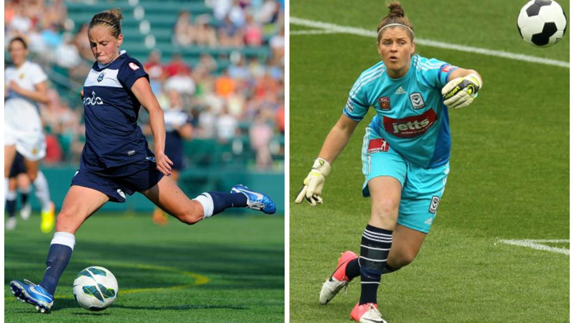 Defender Elli Reed joins Melbourne Victory, Davey re-signs