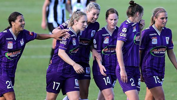 Perth Glory continue winning start over Newcastle Jets