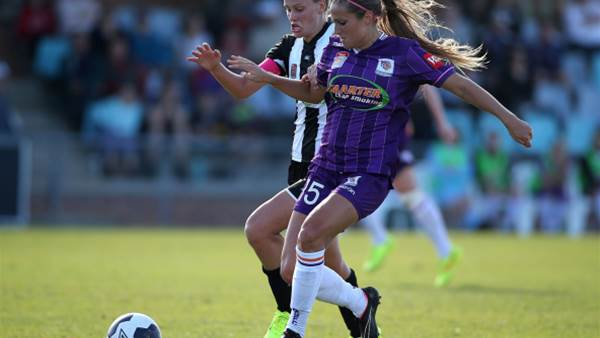 Perth Glory made to earn points against Newcastle Jets
