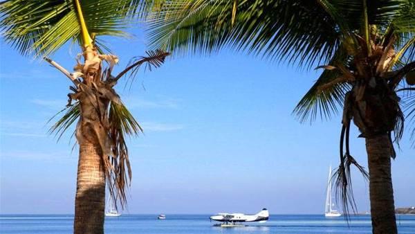 Holiday at Plantation Island
