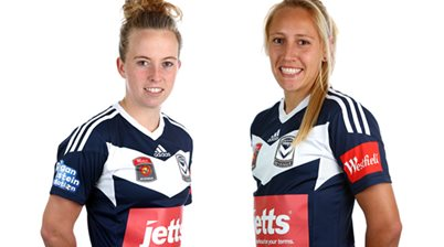 Melbourne Victory duo Brewer and Simon braced for tough homecoming