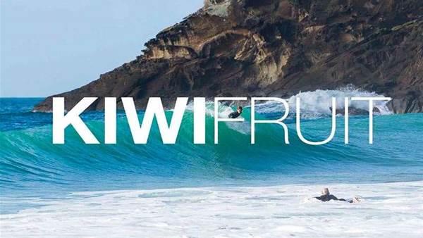 Cooper Chapman, Kiwi Fruit
