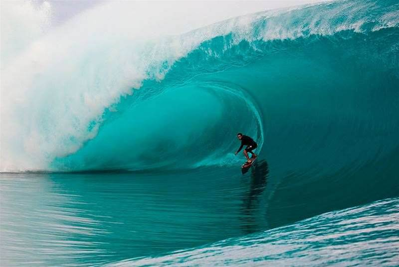 Tracks Exclusive: Point Break 2 Tow Session At Teahupo'o