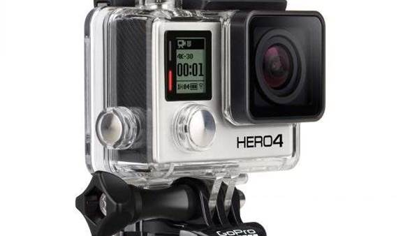 GoPro Release the HERO4