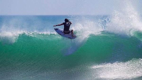 Jordy Smith Wins The 2014 Hurley Pro