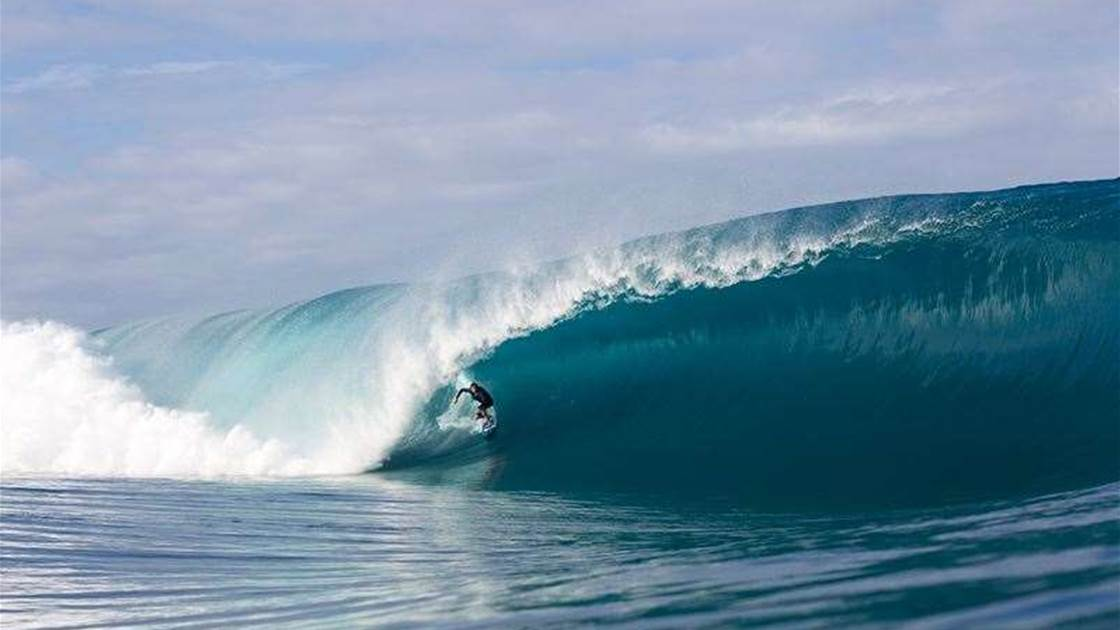 Laurie Towner Hospitalised After Wipeout At Teahupo'o