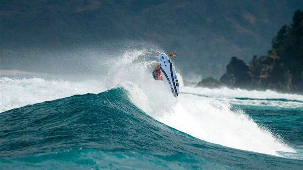 Mitch Parkinson, Lombok, Lift Off