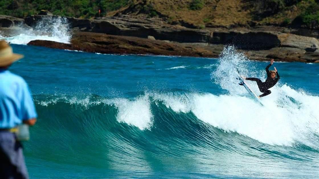 Riley Laing, Fins Free Flash, NSW