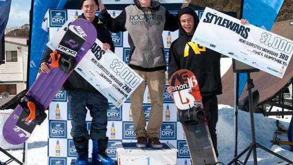 Kyle Mack Wins Stylewars 2014
