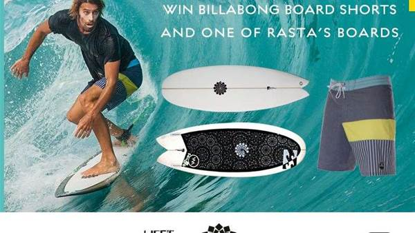 Billabong x Sojourn Instagram Competition