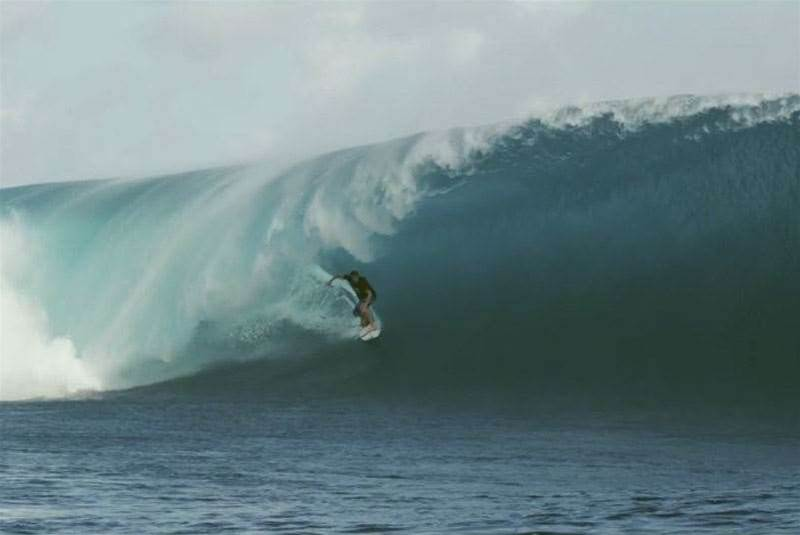 Point Break The Sequel Comes To Teahupo'o