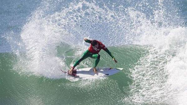 Wildcard Upsets On Day Two Of The Hurley Pro