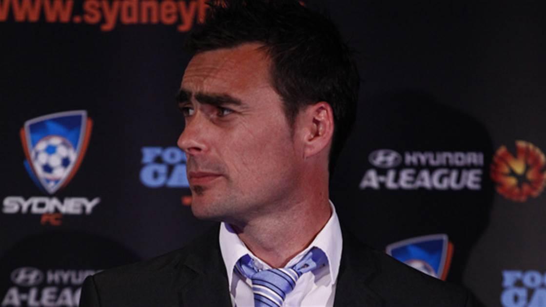 New Head Coach for Sydney FC