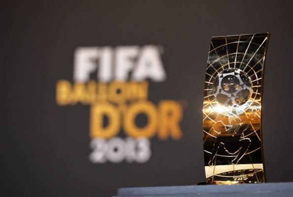2014 FIFA Ballon d'Or Top 10 nominees announced