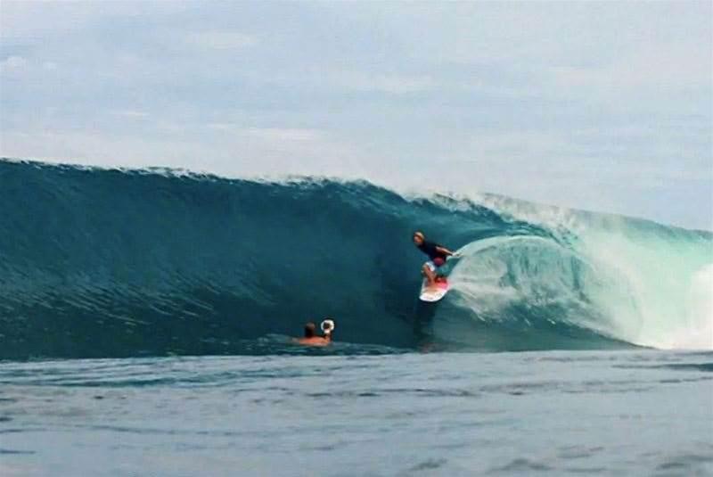 Jackson Baker In Indonesia