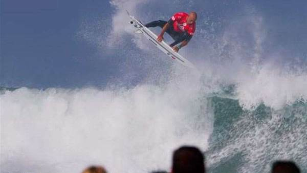 Can Kelly Slater Stop Gabriel Medina's World Title Run?