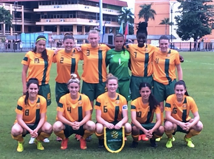 Mini Matildas looking for another strong performance against Hong Kong