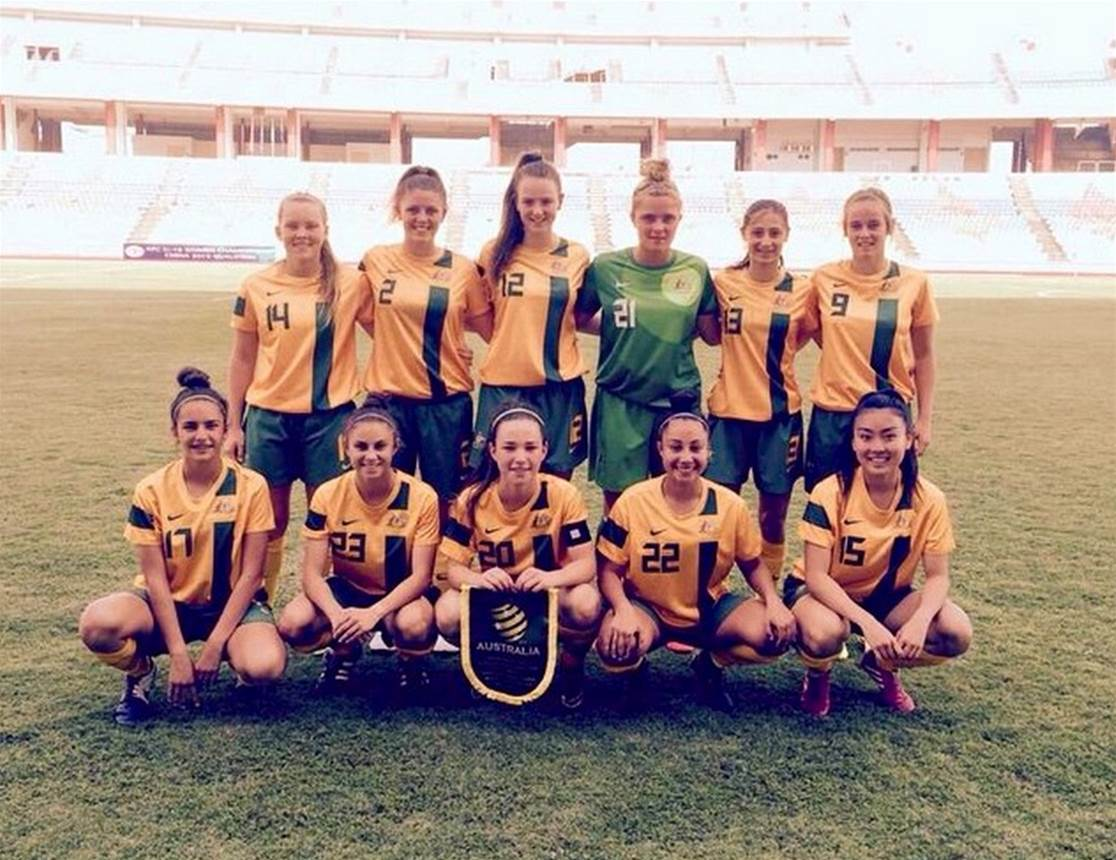 Australia and Korea Republic face off for place in AFC U16 Champs