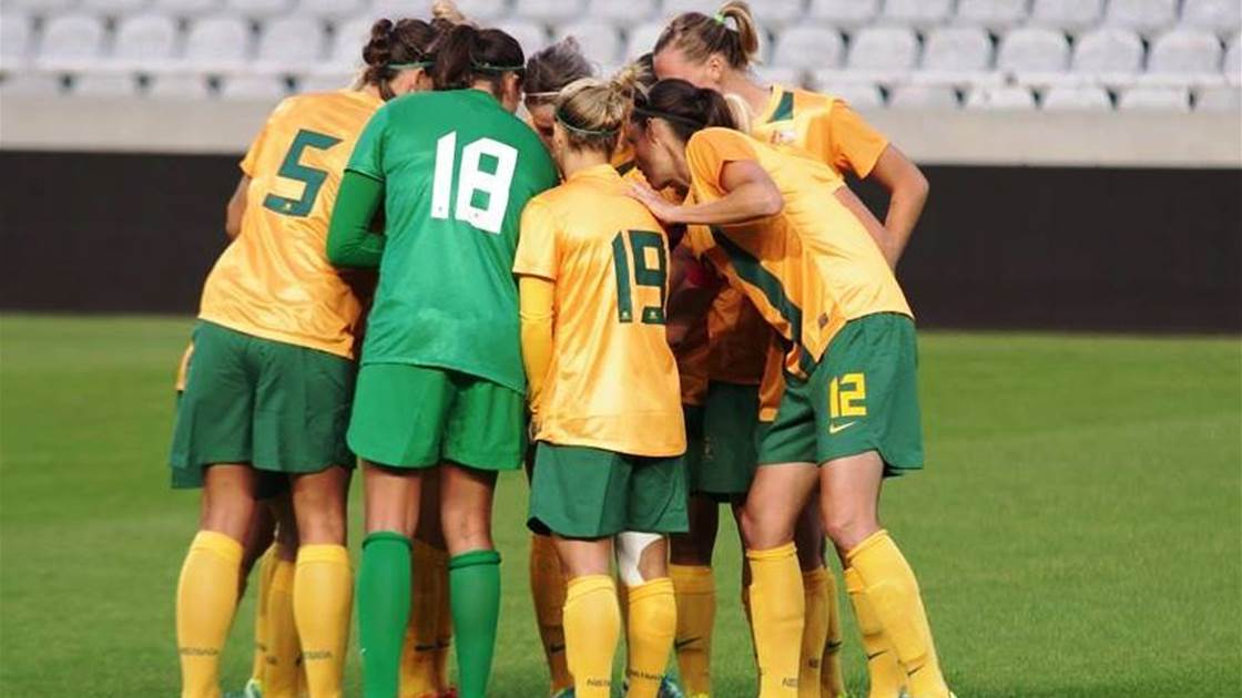 Matildas to participate in 2015 Cyprus Cup