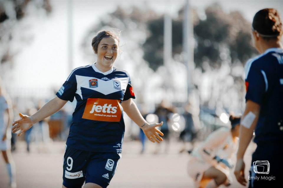 Quigley: I want to do my absolute best with Melbourne Victory